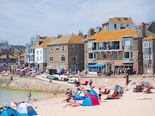St_Ives Cornwall Beach