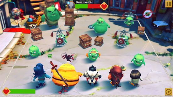 Angry Birds Evolution Mod Apk Latest
