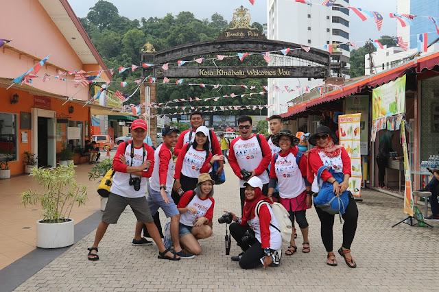 Genks Jalan Jalan Ceria siap mengeksplorasi pulau pulau di Sabah