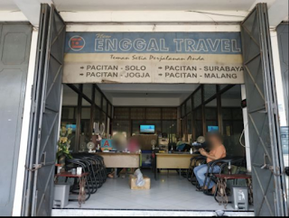 Agen Travel Pacitan Jogja