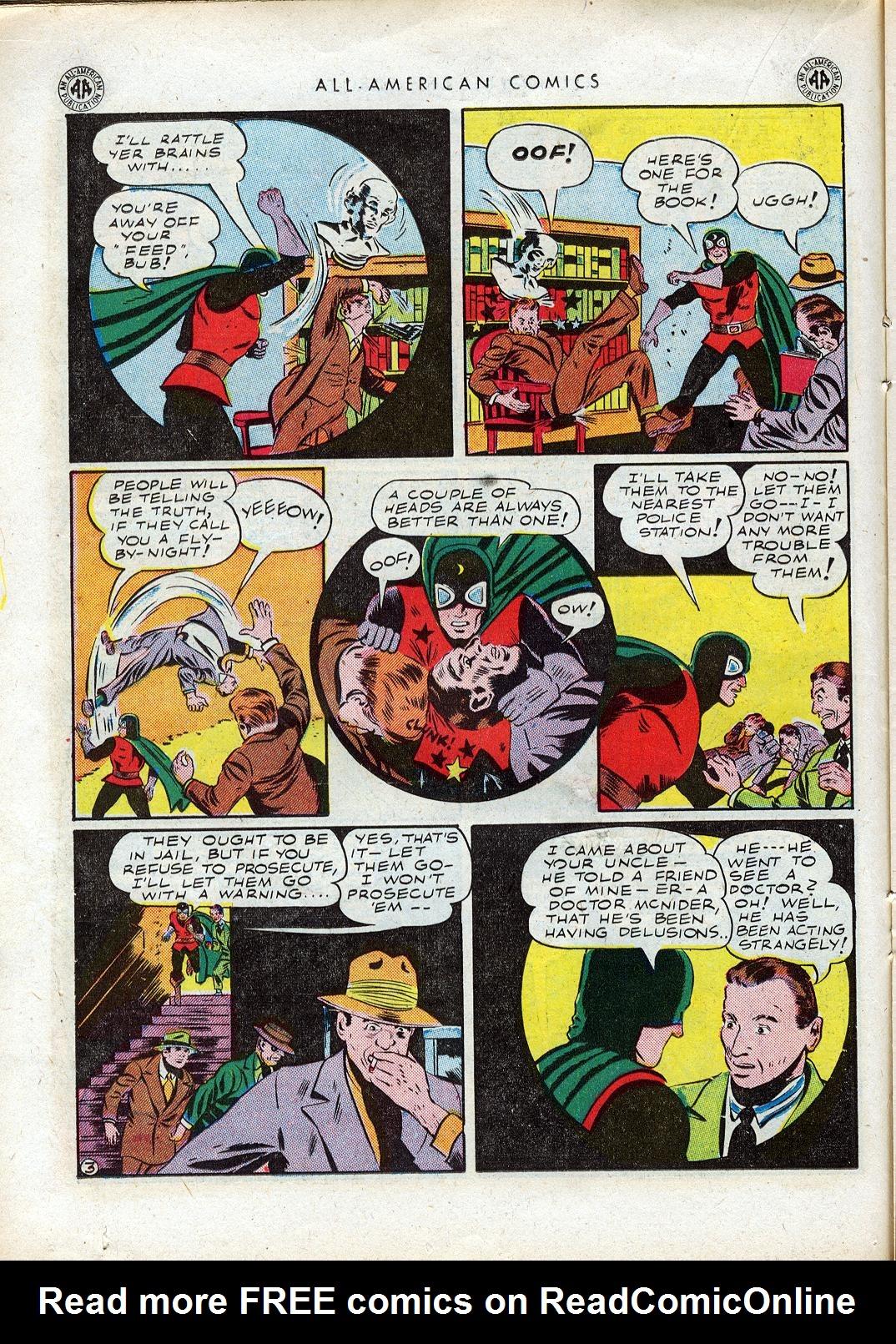 Read online All-American Comics (1939) comic -  Issue #64 - 21