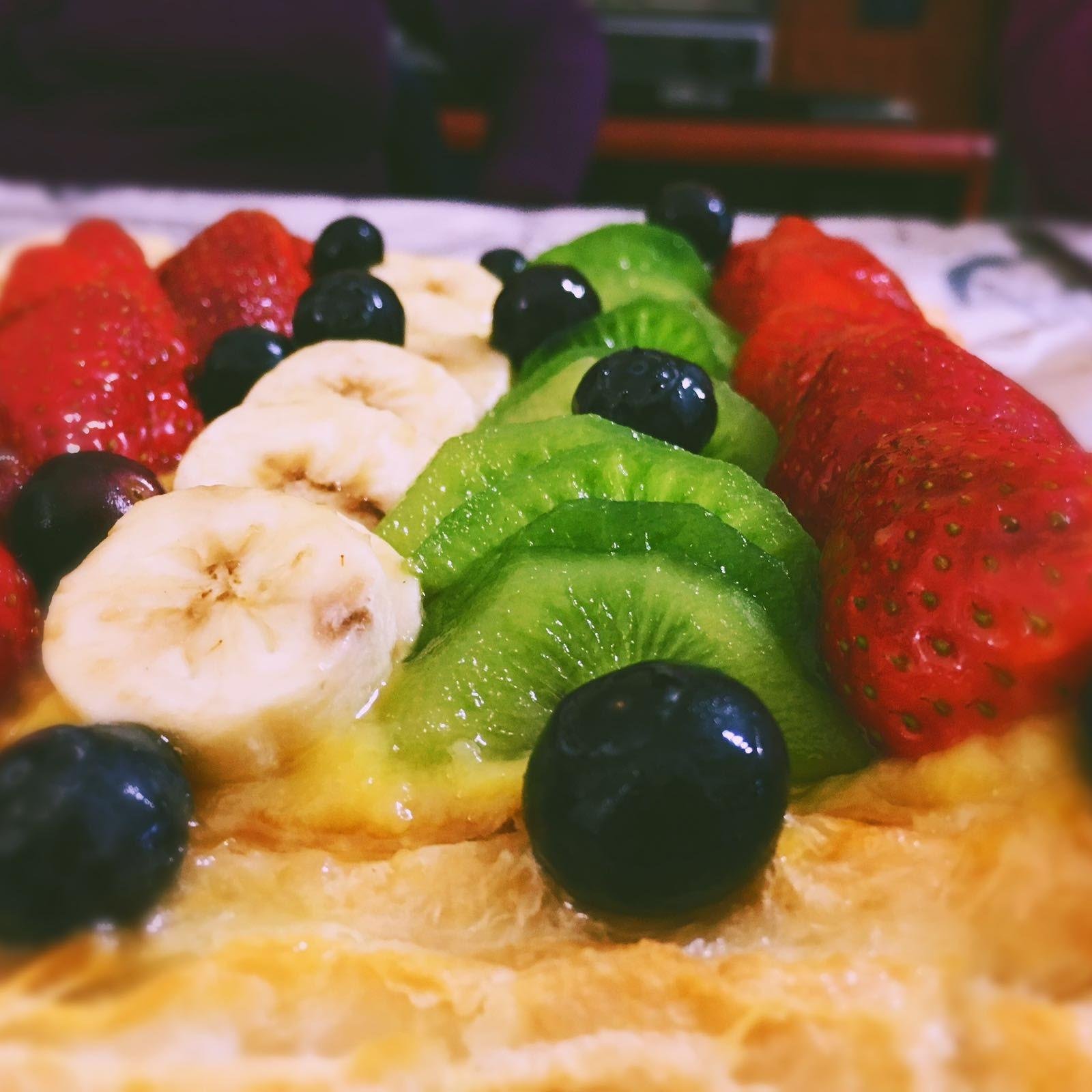 Cocina con rachel tarta de hojaldre con fruta - Racholas cocina ...