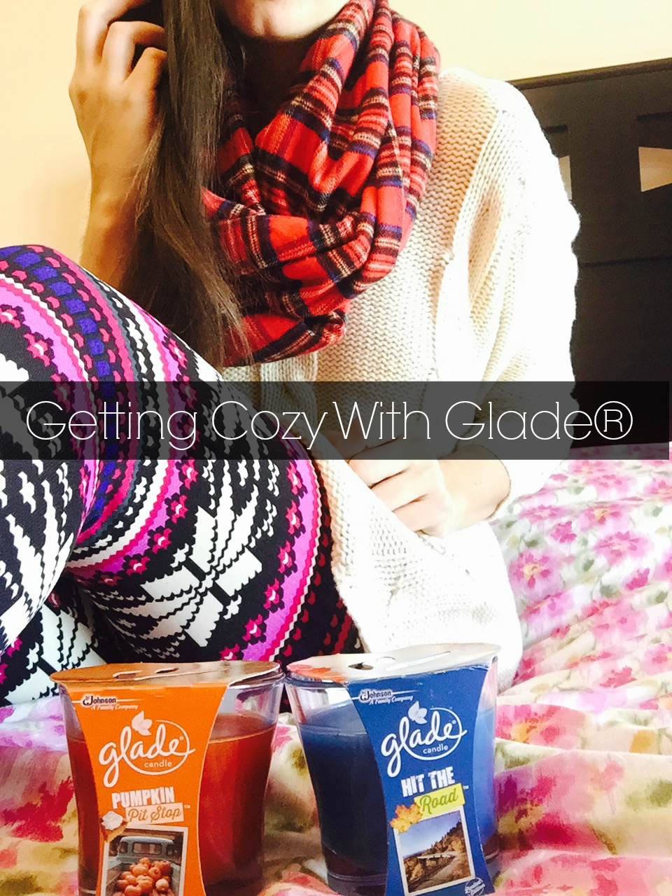 aztec leggings, cozy wear, fleece leggings, getting cozy, glade jar candles, glade limited edition fall collection, glade scandals, hit the road glade candles, Leggings, pretty, pumpkin pit stop glade candles,