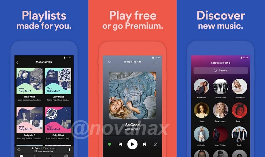 how to download the songs on premium spotify