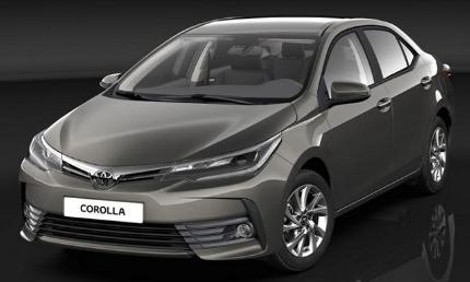 2018 Toyota Corolla Altis Canada Released Date