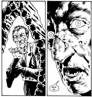 Monstruosidades de Steve Niles y Bernie Wrightson ECC ediciones