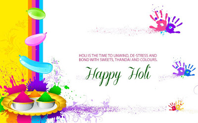 Happy Holi Wishes, Holi SMS Messages For WhatsApp and Facebook