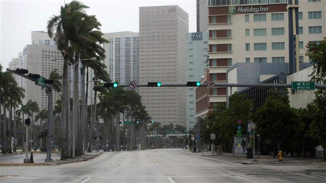Hurricane Irma pummels Florida amid mass exodus
