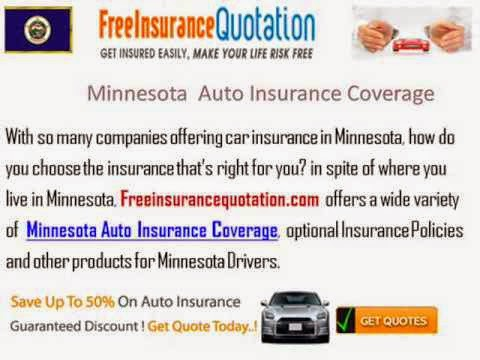 Finding The Best Car Insurance Quote In Minnesota Best Car