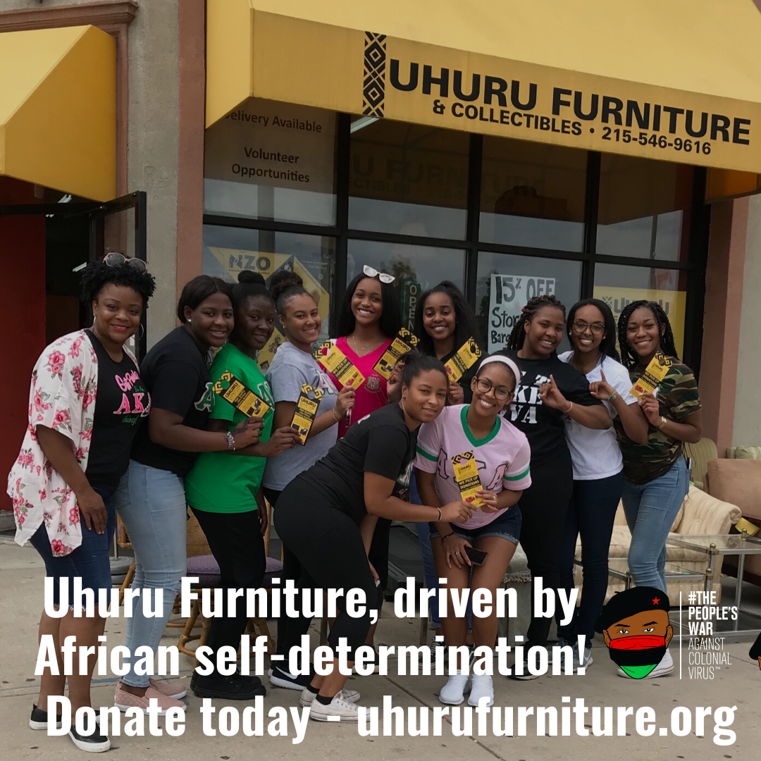 Support Uhuru Furniture,