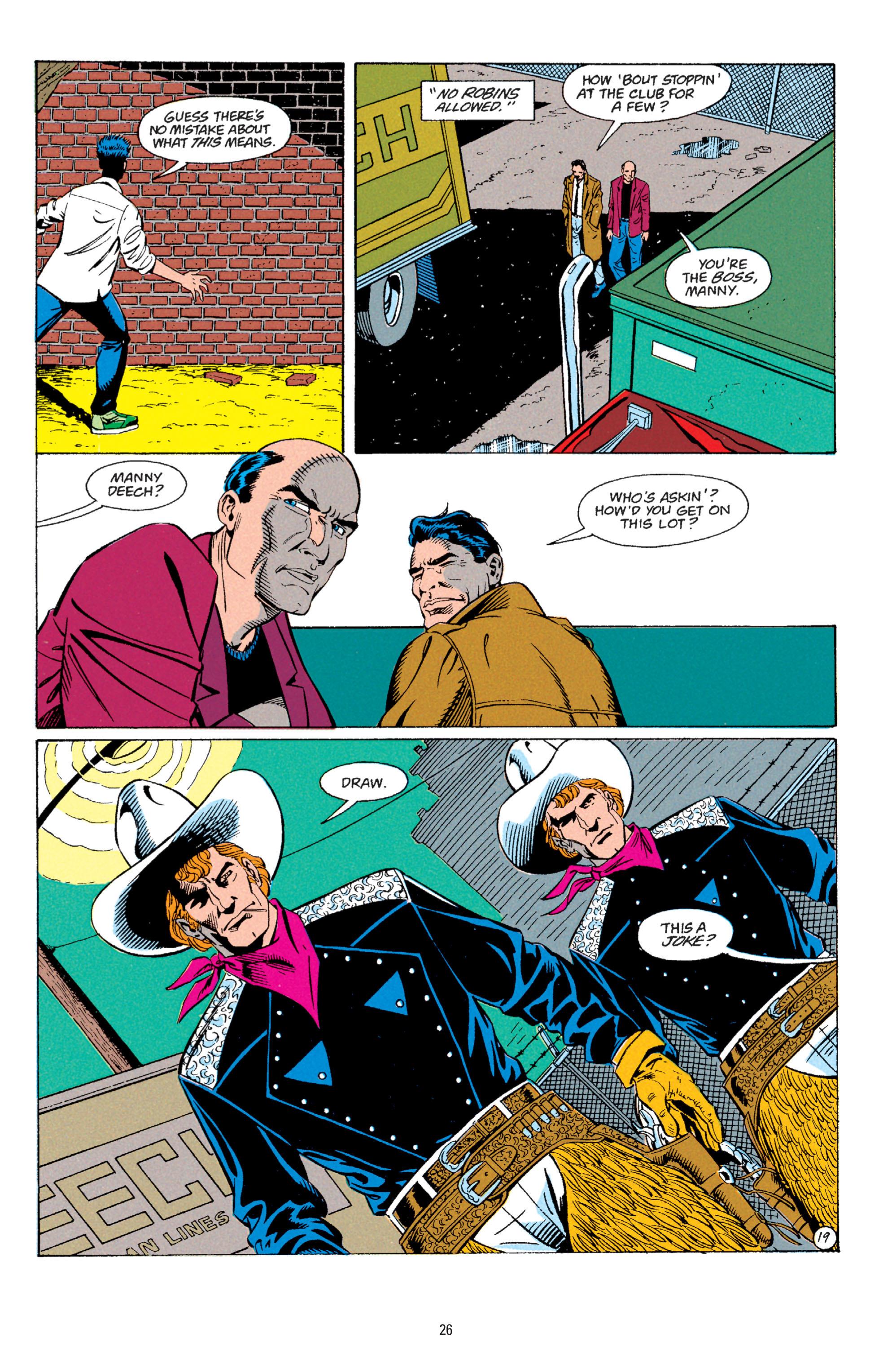 Detective Comics (1937) 667 Page 19