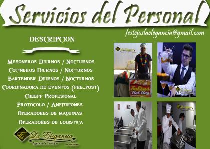 Servicios de Personal