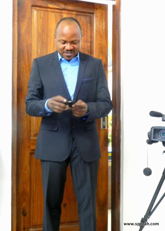 SPORAH TV: JOSEPH KUSAGA EXCLUSIVE INTERVIEW NA THE SPORAH SHOW WIKI