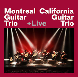 Montreal Guitar Trio, California Guitar Trio - 2011 - +Live
