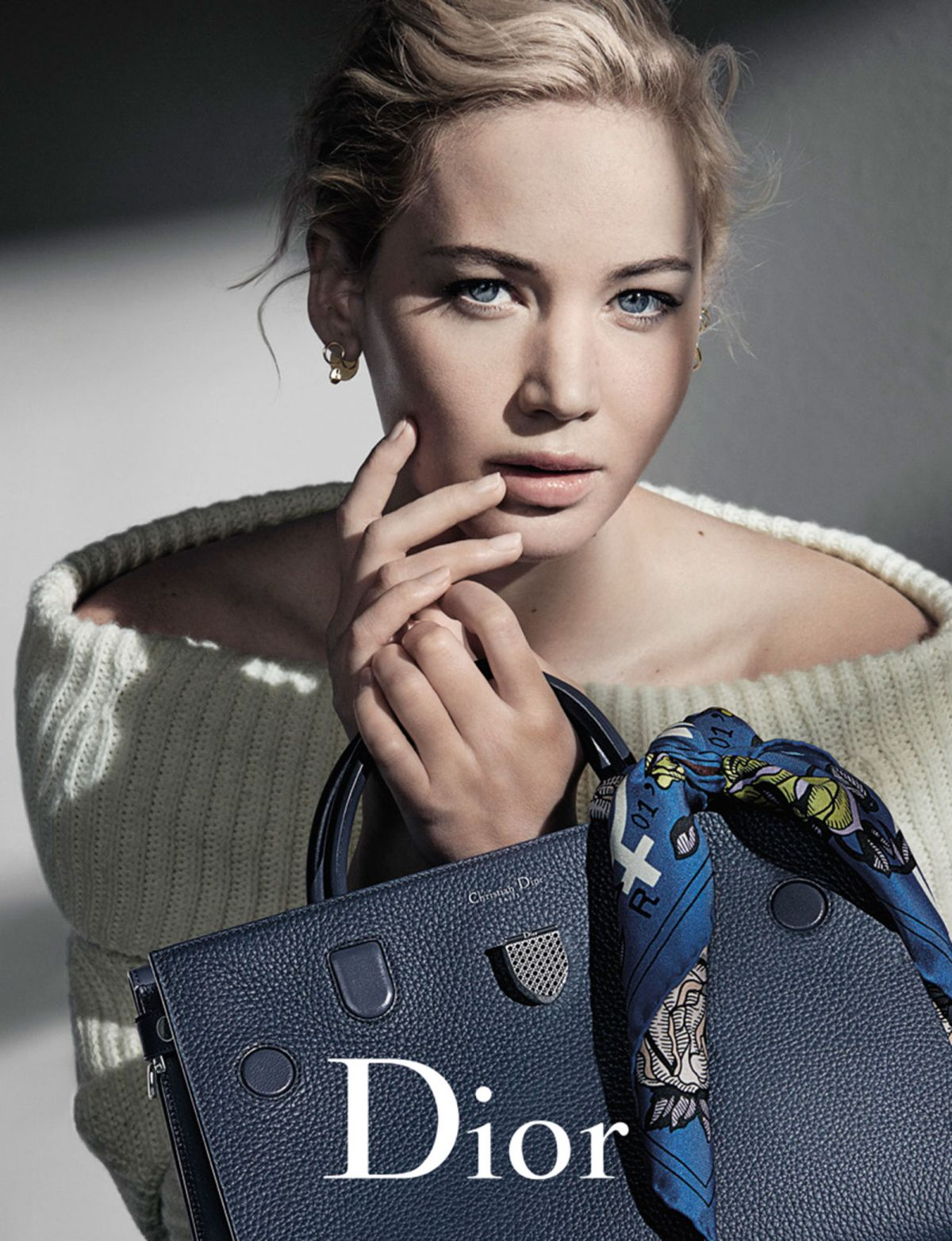 HQ photoshoot of Jennifer Lawrence For Dior Fall Winter 2016 Campaign