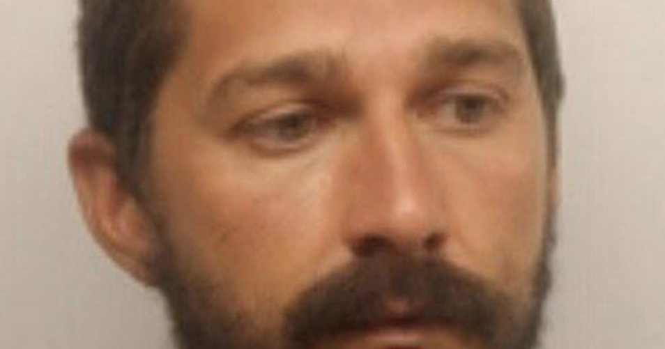 SHIA LABEOUF GOT ARRES... Shia Labeouf Arrested Again