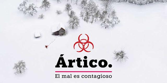 Crítica, Ártico, Serie, Cosmo, Cosmopolitan tv