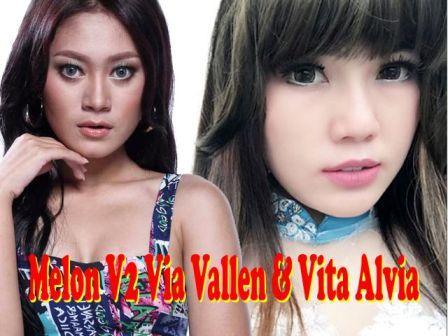 Melon V2 Via Vallen & Vita Alvia