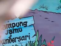 Berkunjung ke Kampung Jamu Sumbersari Semarang