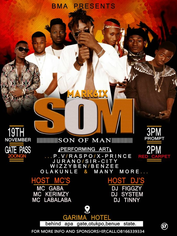 EVENT : SOM(son of man) Performing art