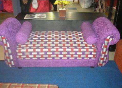 Sofa unik ruangan