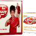 LIFEBOUY TOTAL SOAP 125G x 4 + Free Lemon Soap of Rs. 10/-