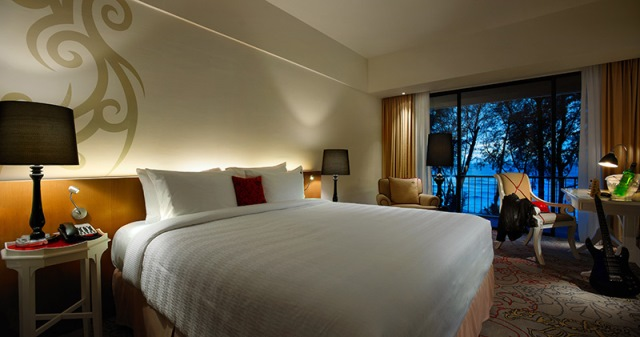 hard rock hotel penang deluxe room giveaway