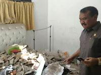 Terkait Rubuhnya Bangunan, Komisi D DPRD Medan Panggil Pihak terkait