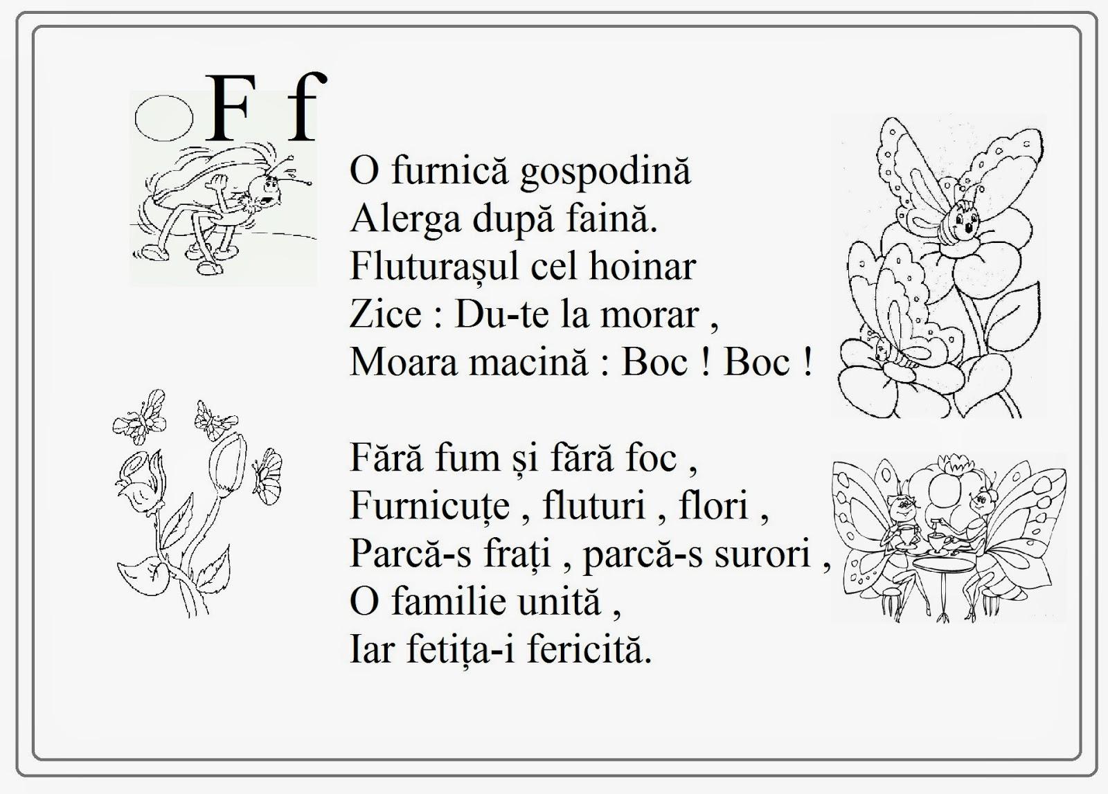 Lumea lui Scolarel...: De colorat alfabetul
