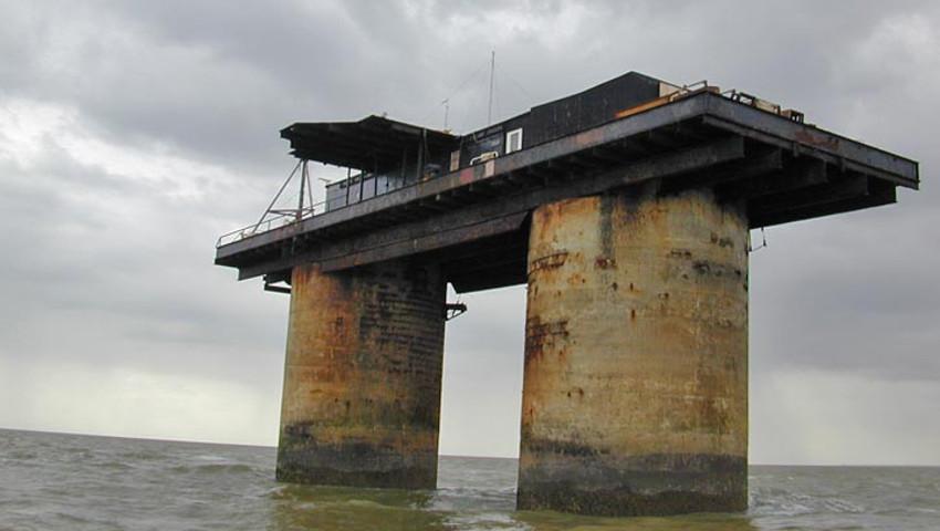 Sealand: Το μικρότερο κρατίδιο του κόσμου είναι ένα φρούριο του Β Παγκοσμίου Πολέμου