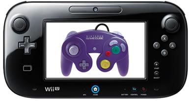 Jogos do GameCube vindo para o Wii U no Virtual Console