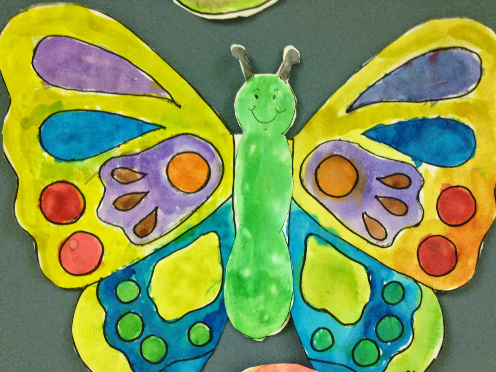 Butterflys and Symmetry adding art to math