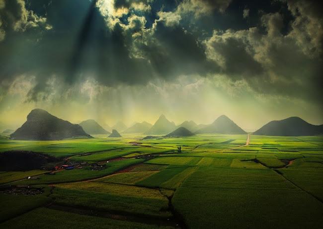 Phong Cảnh Thiên Nhiên Châu Á Phong Cách Chaipuck