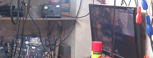 Sửa máy tính tại nhà Đền Lừ