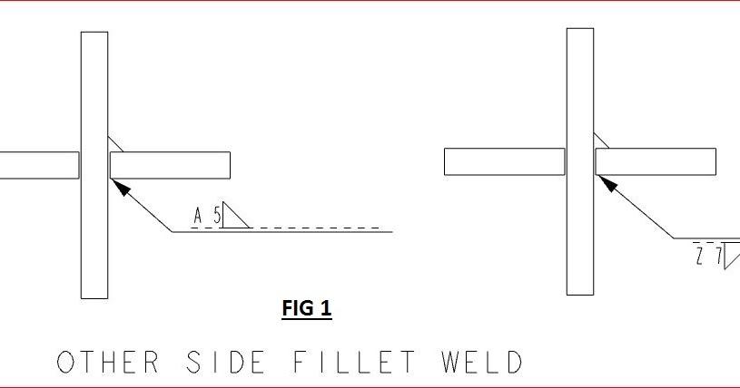 Sheet Metal Tolerance Standards Welding Symbol