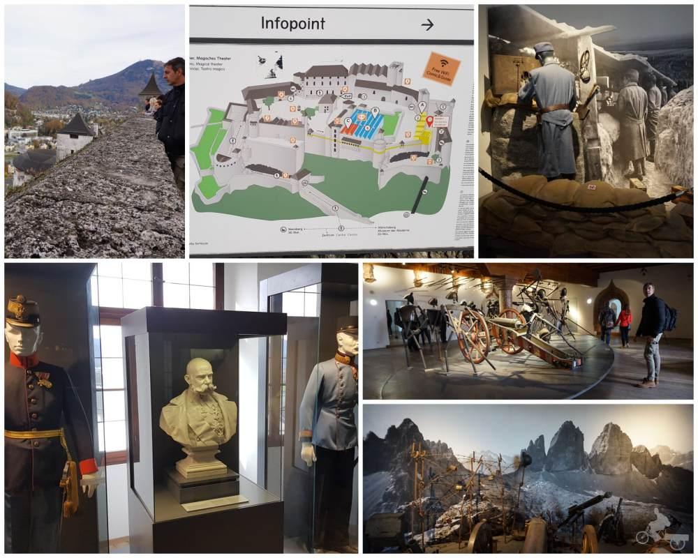museo castillo de salzburgo