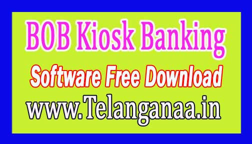 BOB Kiosk Banking Software Free Download BOB CSP/ Business Correspondent Softwares