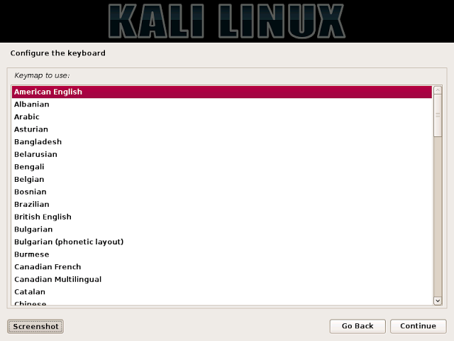 Dual Boot Kali Linux 2.0 Dengan Windows