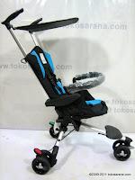 BABYELLE BS-S300 Wave LightWeight Baby Stroller