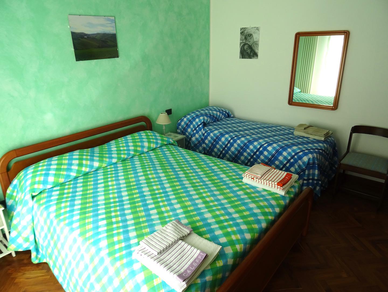 Camera doppia Villetta Elisa.