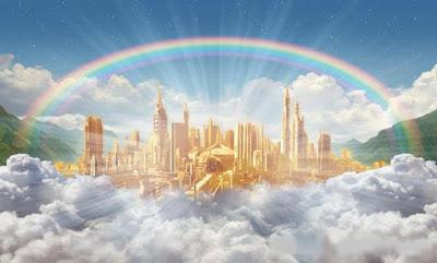Возвращение Земли и Человечества в Полное Сознание и в Изобилие Сияющего Света. Галактическая Федерация Света через Шелдана Нидла, 21.08.2018 Reino-de-deus