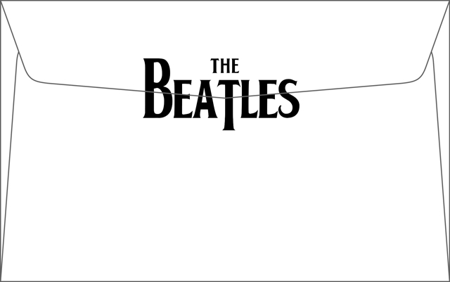 The Beatles Envelope