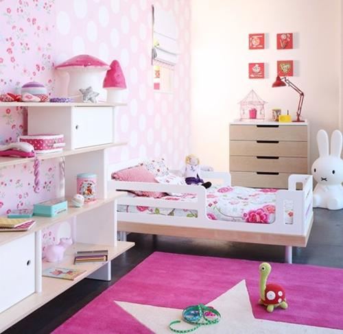Decora el hogar fotos cuartos para ni as - Decoracion habitacion infantil nina ...