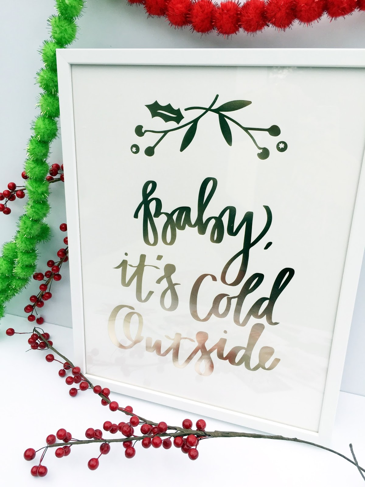 Minted Christmas Cards Craft Apples And Abcs