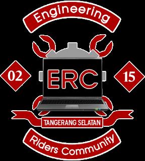 E.R.C (Engineering Riders Community) Tangerang Selatan