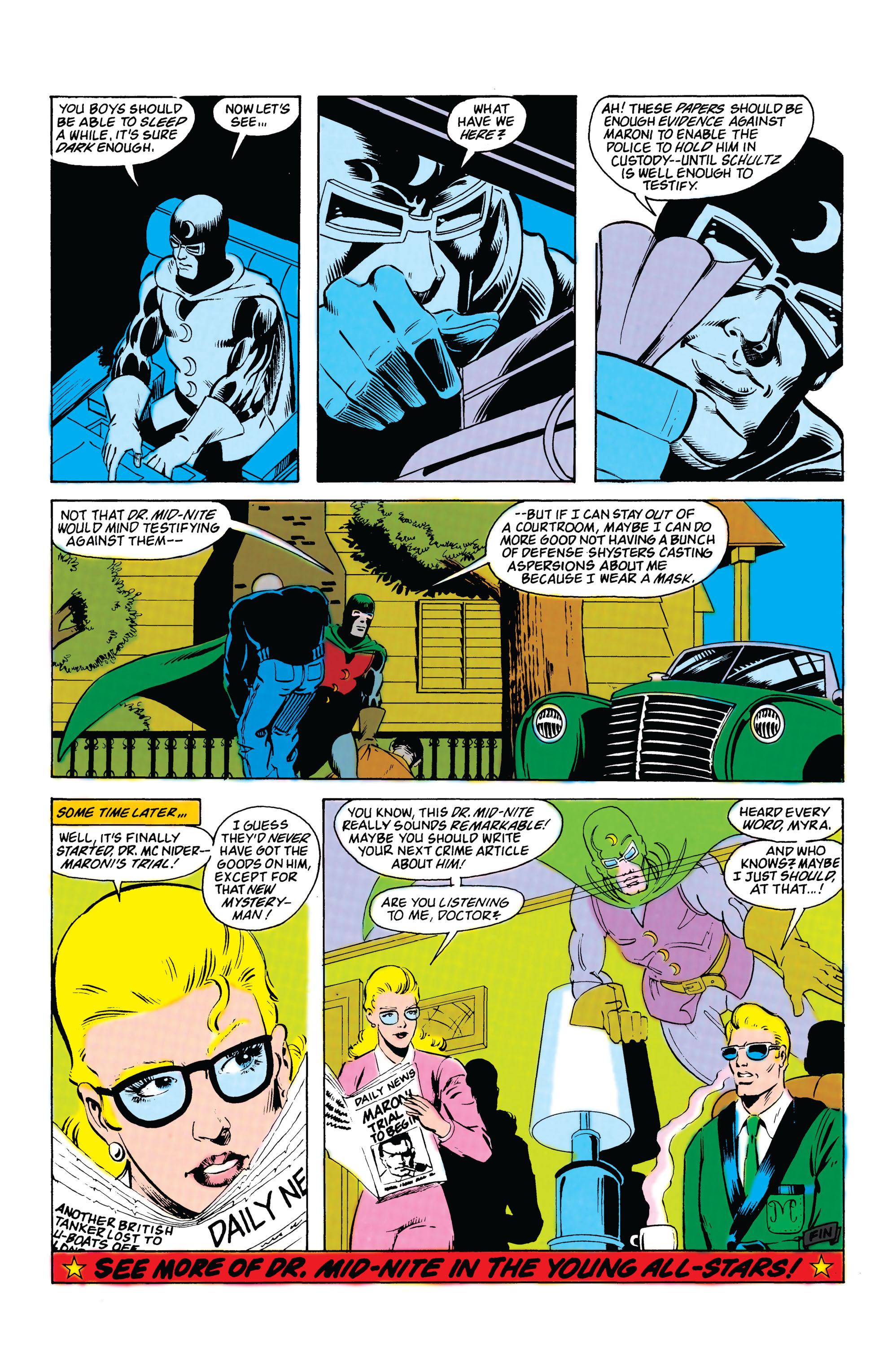 Read online Secret Origins (1986) comic -  Issue #20 - 39