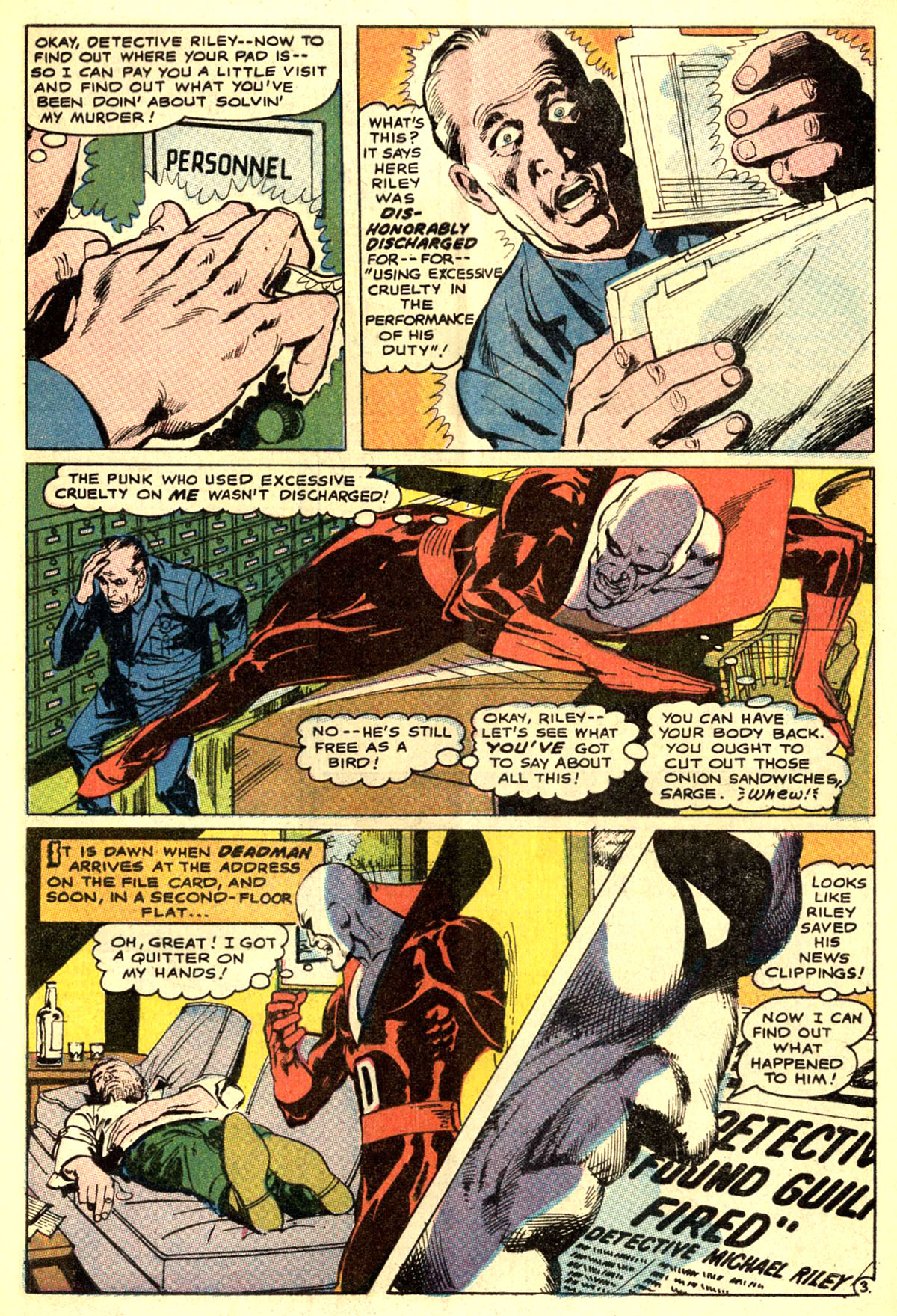 Strange Adventures (1950) issue 210 - Page 5