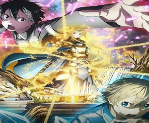 Sword Art Online: Alicization 24/?? [Sin Censura][BD][Sub-Español][MEGA-MF-GD][HD-FullHD][Online]
