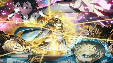 Sword Art Online: Alicization 24/24 [Sin Censura][BD][Sub-Español][MEGA-MF-GD][HD-FullHD][Online]