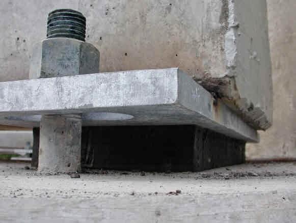 fungsi elastomer bearing pad bantalan jembatan